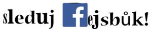 sleduj facebook