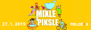 Mixle v Piksle Brno 27.1.2019